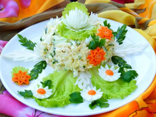 """Обалденный салат """"Моника"""""""