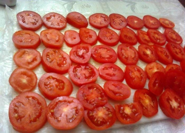 Правильная заморозка помидор на зиму