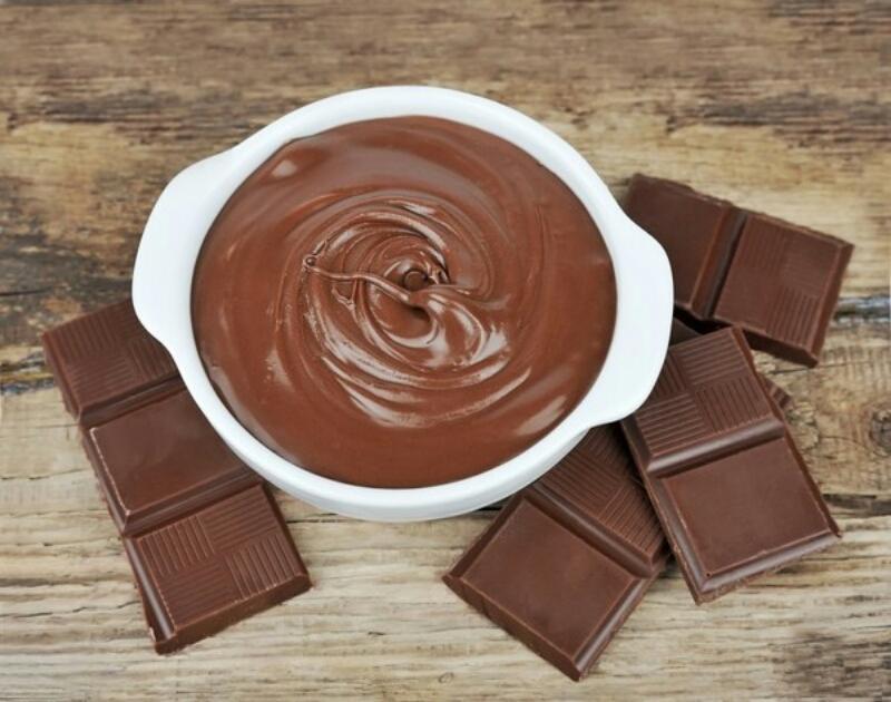 Самый вкусный шоколадный крем для десертов