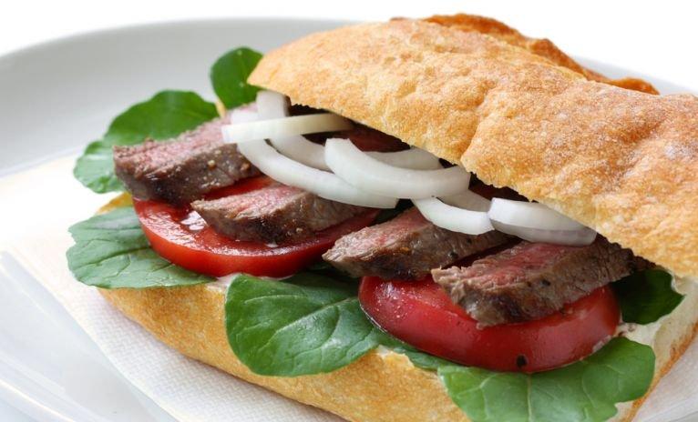 Бутербродное мясо - самое вкусное в мире!