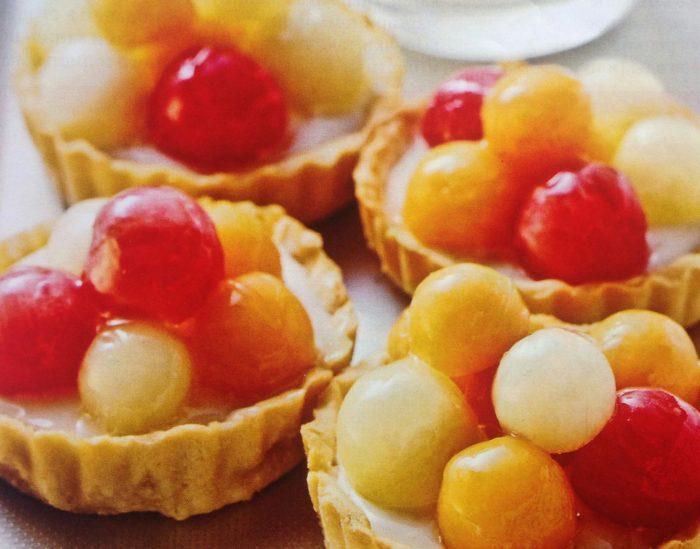 Потрясающие десерты из дыни