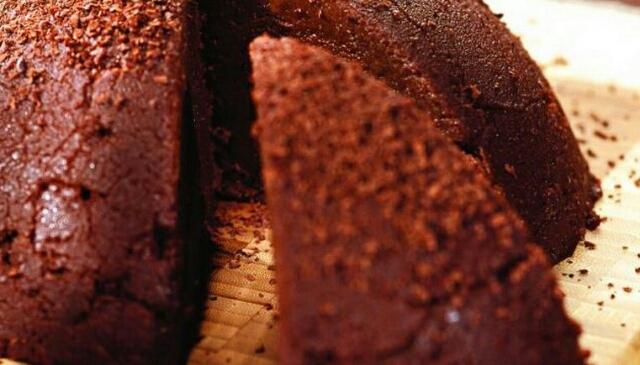 Два потрясающих шоколадных пудинга