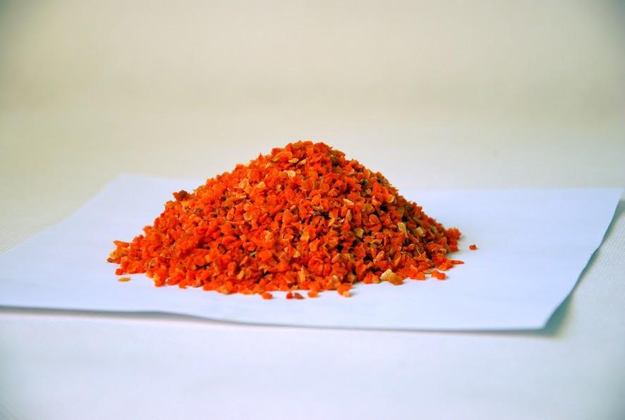 Сушим правильно морковь на зиму