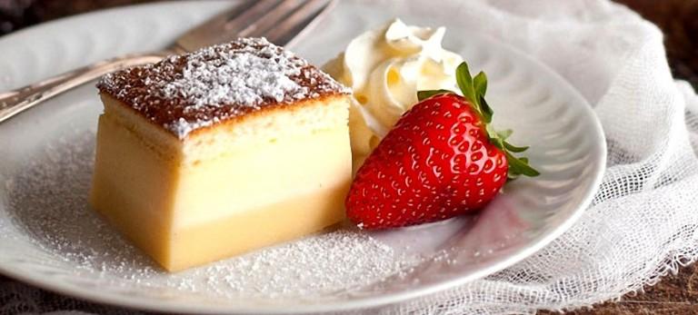 «Умное» пирожное – самый вкусный и быстрый десерт