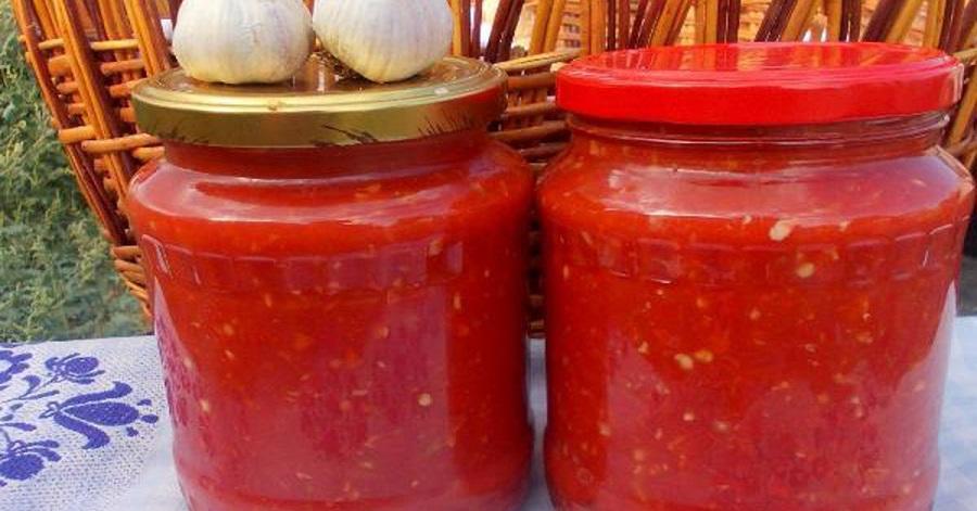 Незаменимая заготовка на зиму – домашний томат