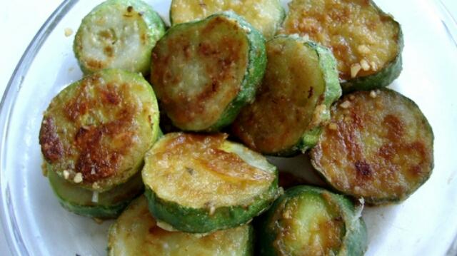 Любимое блюдо Пугачевой - жареные огурцы