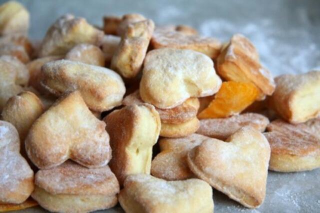 Печенья тающие во рту рецепт пошагово 57