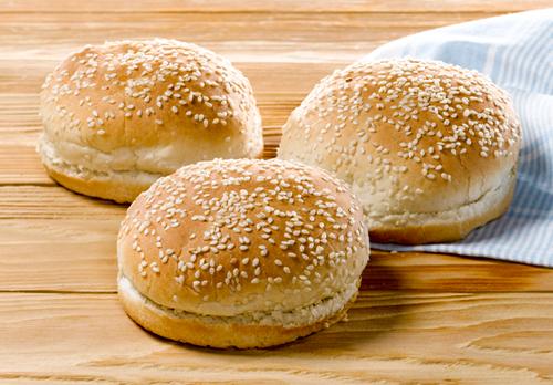 Идеальная основа для сэндвичей - булочки с кунжутом