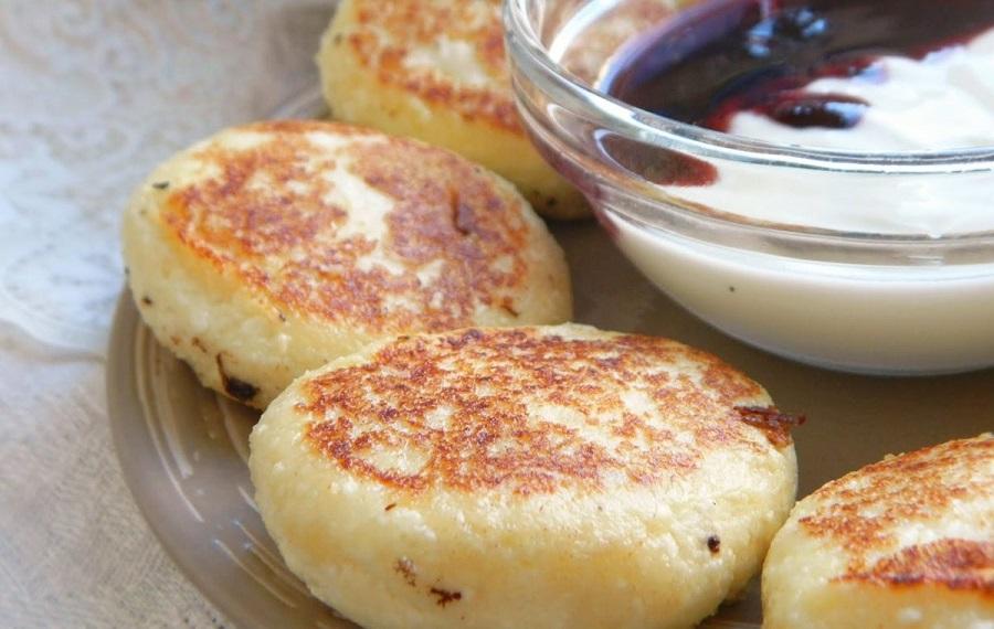 Сырники рецепт пошагово пышные