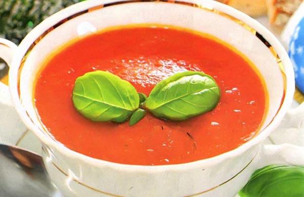 Отменный суп из сладких перцев