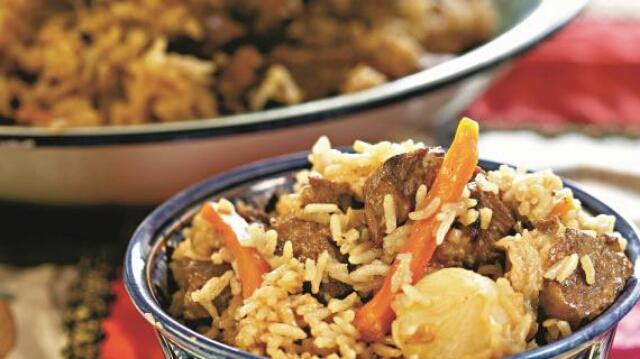 Отменное блюдо плов: несколько рецептов