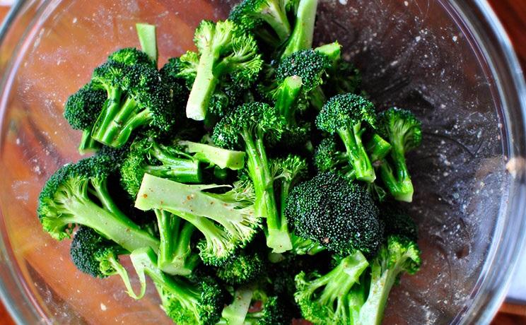 Маринованная капуста брокколи-вкусный и полезный гарнир