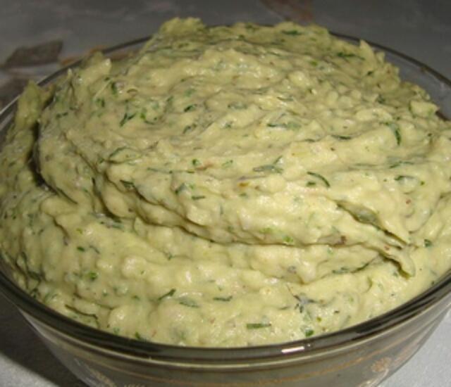 """Необычная паста - """"Хумус"""" из фасоли"""