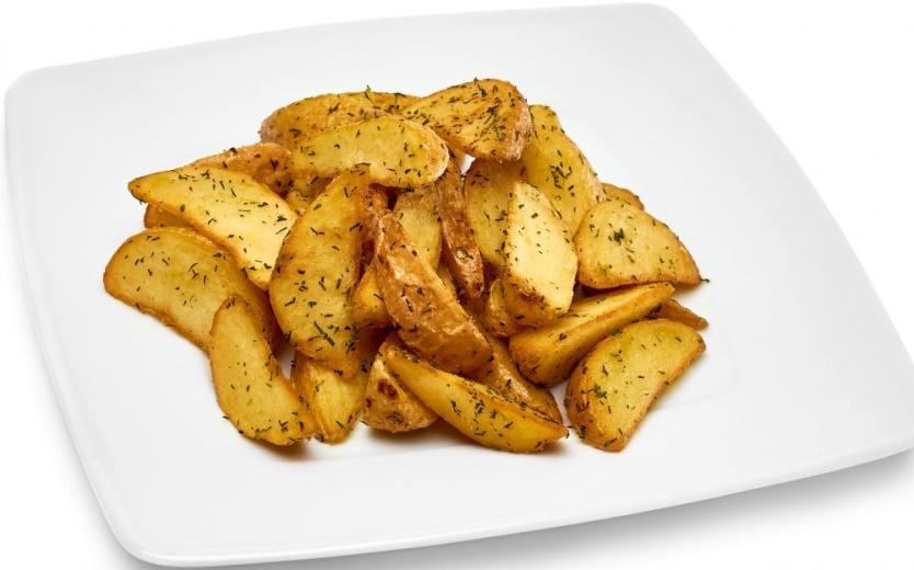 Отличный гарнир-закуска: картофель «Айдахо»