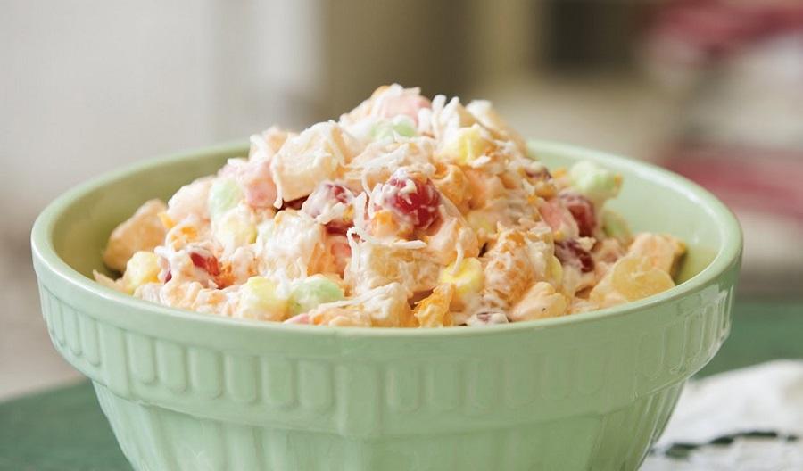 Превосходный салат «Амброзия»