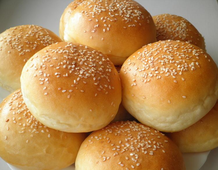 булочки для гамбургеров рецепт как в макдональдсе фото