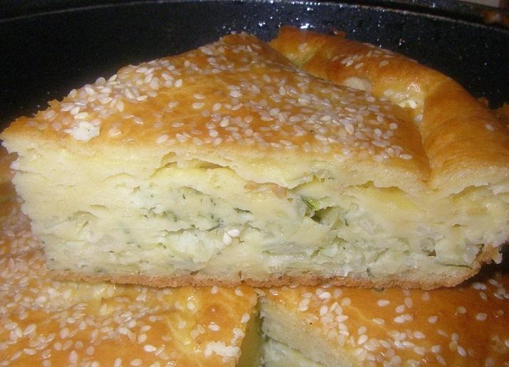 Пирог с капустой: пальчики оближешь