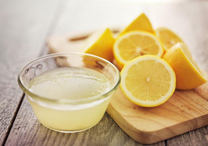Домашний лимонный уксус