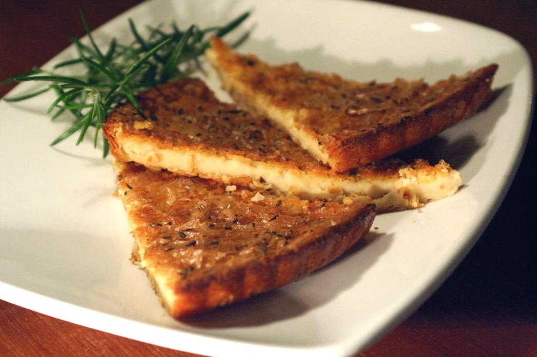 Жареная маца-отличная еврейская лепешка к завтраку