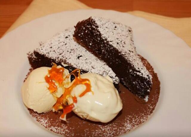 """Потрясающий итальянский шоколадный торт """"Тенерина"""""""