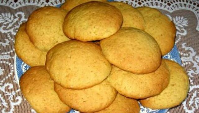 Потрясающее печенье из тыквы