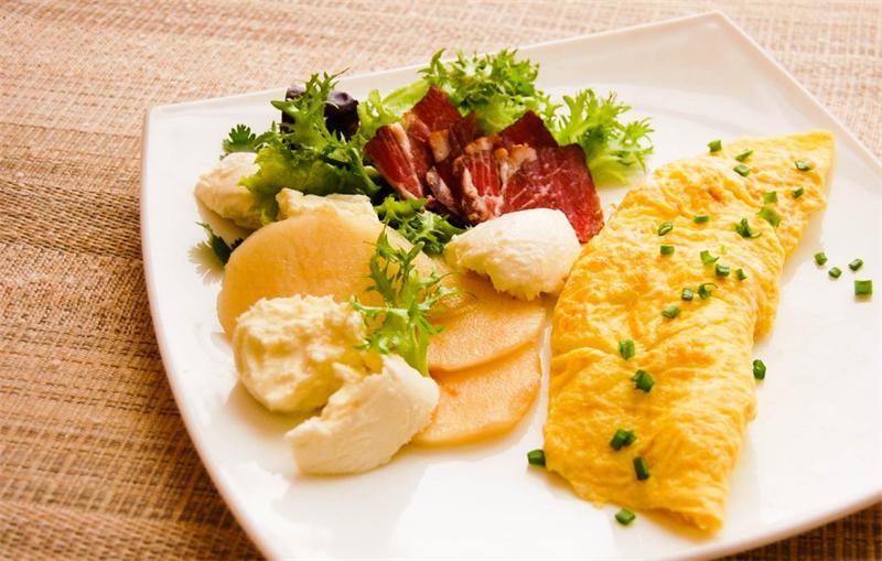 Французский омлет-самый вкусный в мире