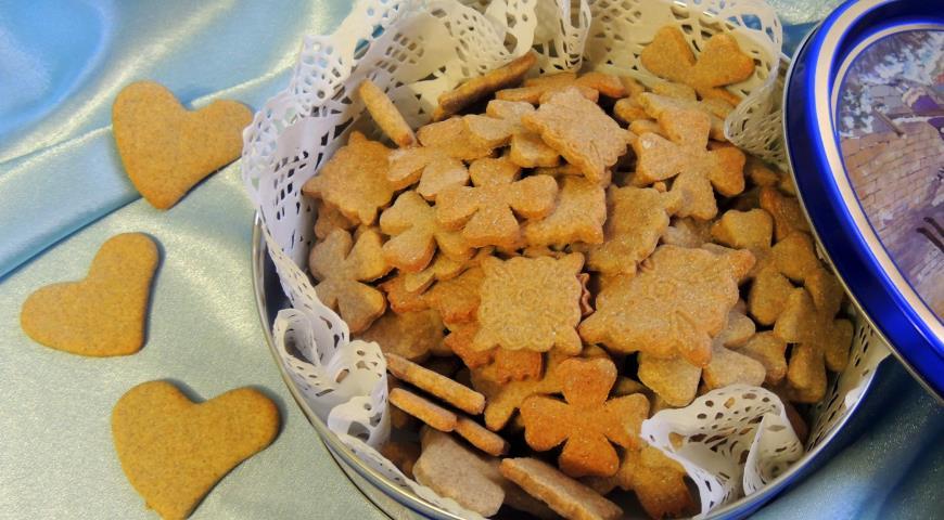 Изумительное картофельное печенье