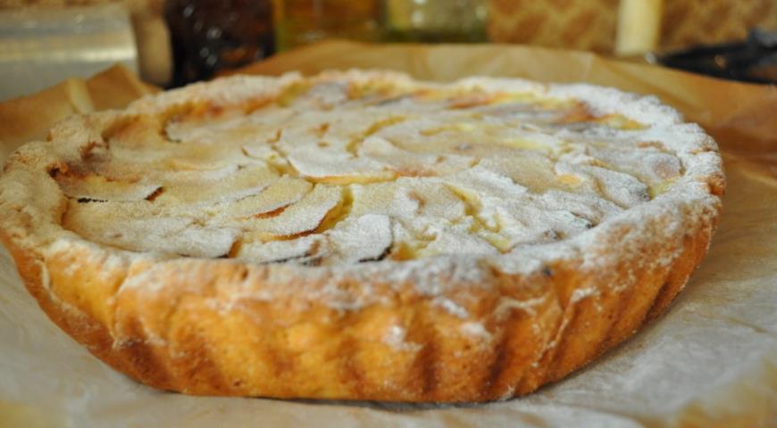 Цветаевский яблочный пирог-лучший десерт для всей семьи
