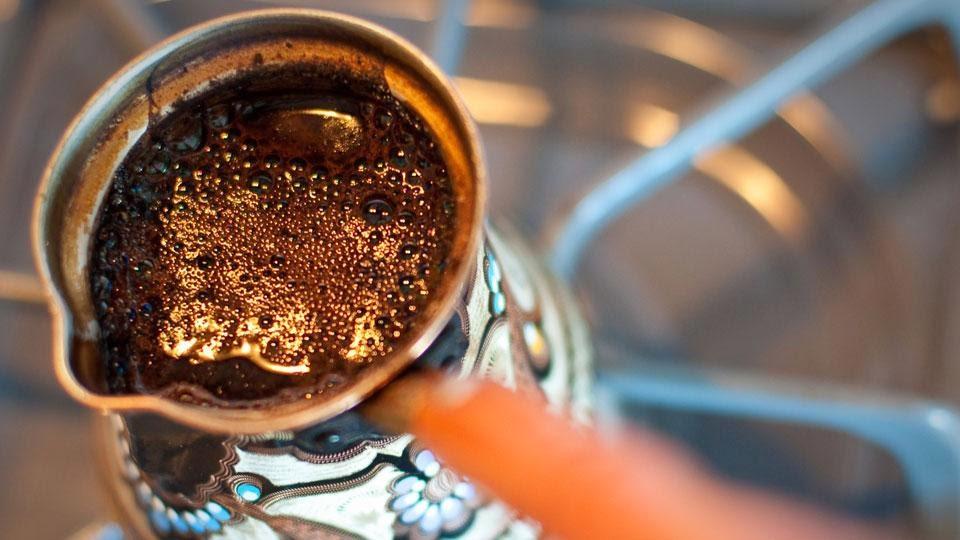 Ароматный кофе по-батумски
