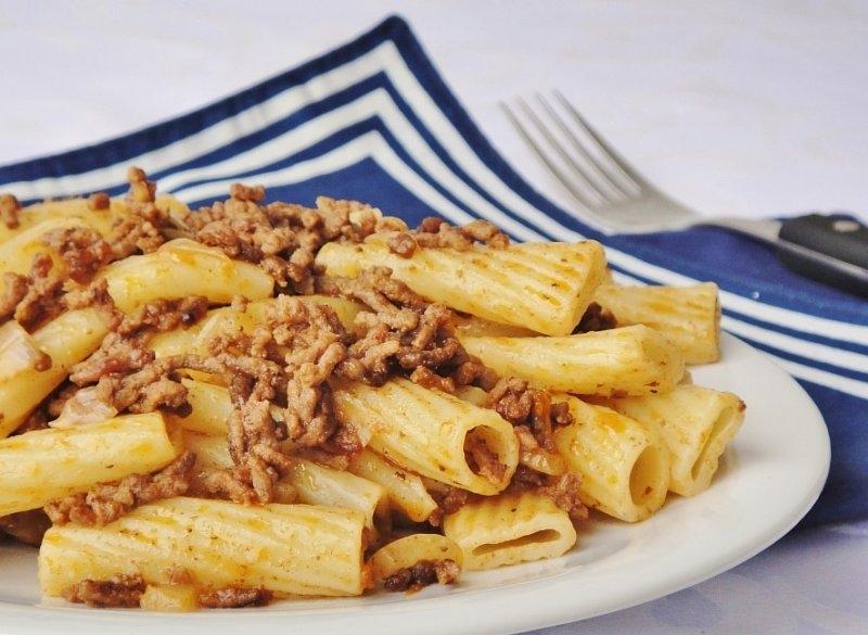 Любимое всеми блюдо: макароны по-флотски