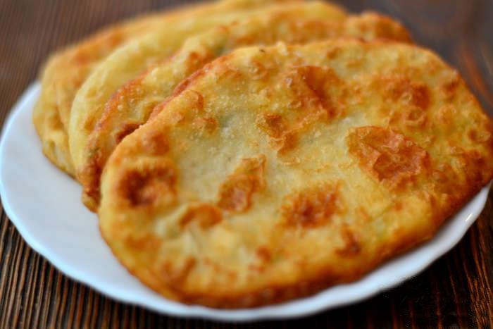 нежнейшие тонкие пирожки с картошкой просто тают во рту