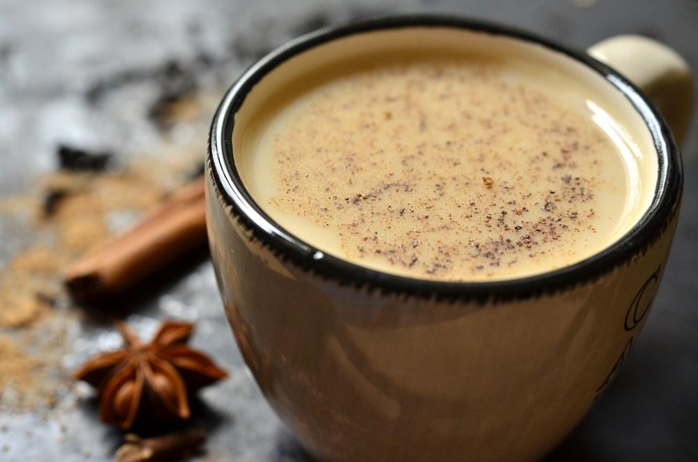 """""""Масала"""" чай, вкусный согревающий напиток"""