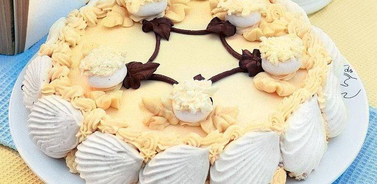 Тот самый торт «Полет». Рецепт, возвращающий в детство