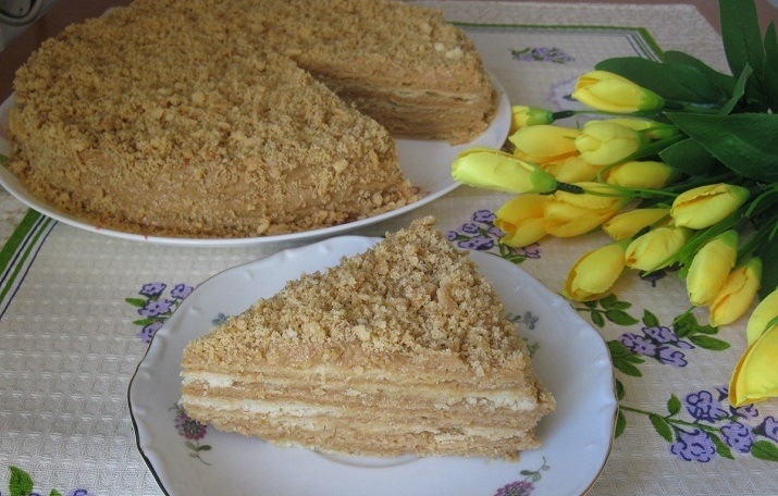 Торт степка растрепка в домашних условиях 6