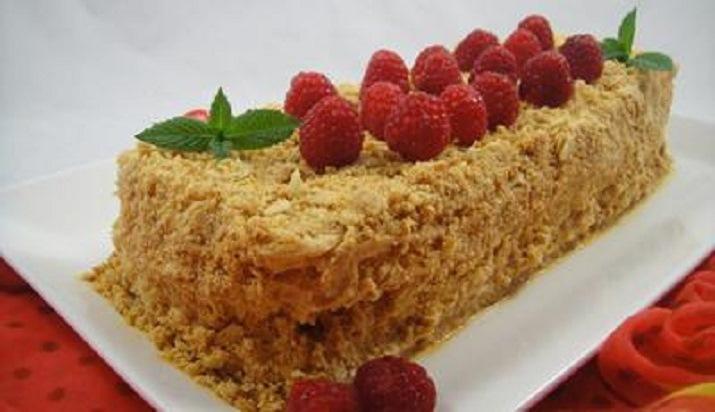 Торт «Степка-растрепка» для настоящих сладкоежек