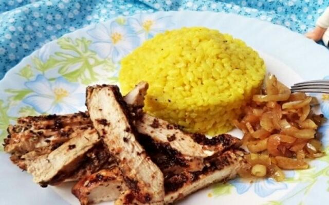 Очень вкусный и сытный ужин из простых ингредиентов