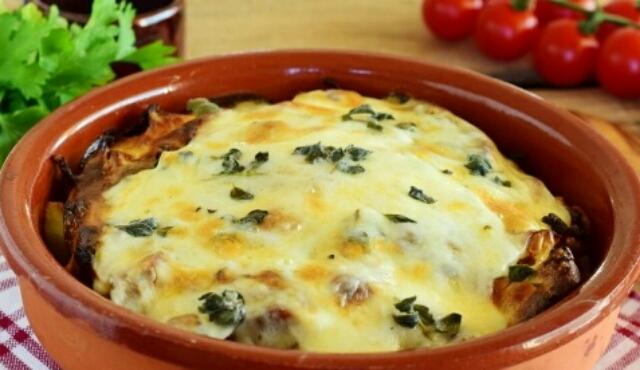 Аппетитное блюдо на ужин - вешенки с картошкой в духовке
