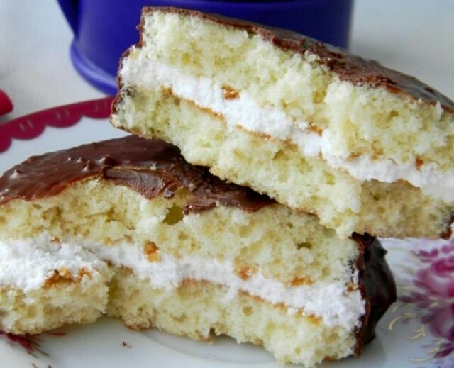 Известное вкуснейшее печенье Choco-Pie