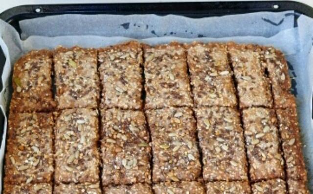 Хрустящие норвежские зерновые хлебцы для сторонников здорового образа жизни