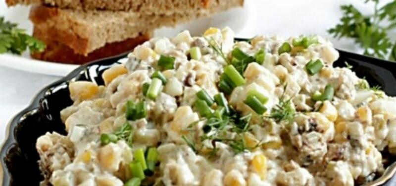 "Потрясающий шпротный салат-намазка: съедается на ""ура"""