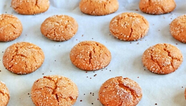 Быстрое, простое и безумно вкусное медовое печенье