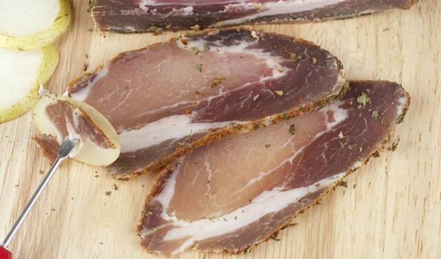 Очень вкусное вяленое мясо по-домашнему