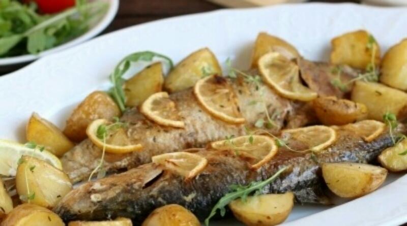 селедка в духовке рецепты приготовления с картошкой