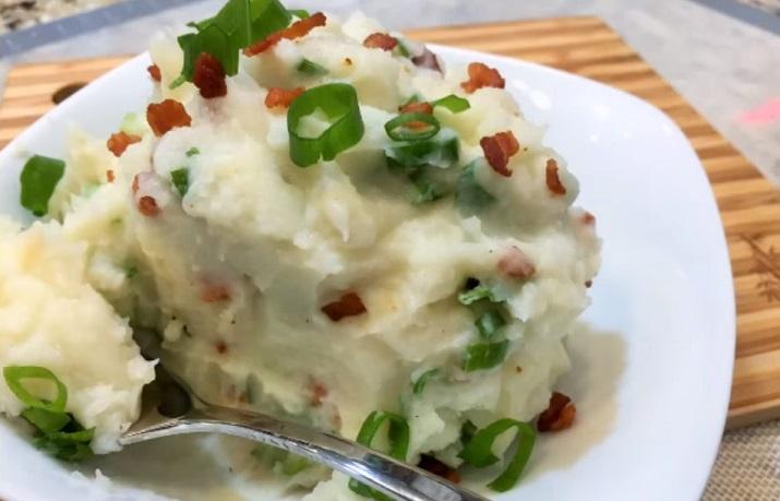 Наивкуснейший гарнир: картофельное пюре с новым вкусом