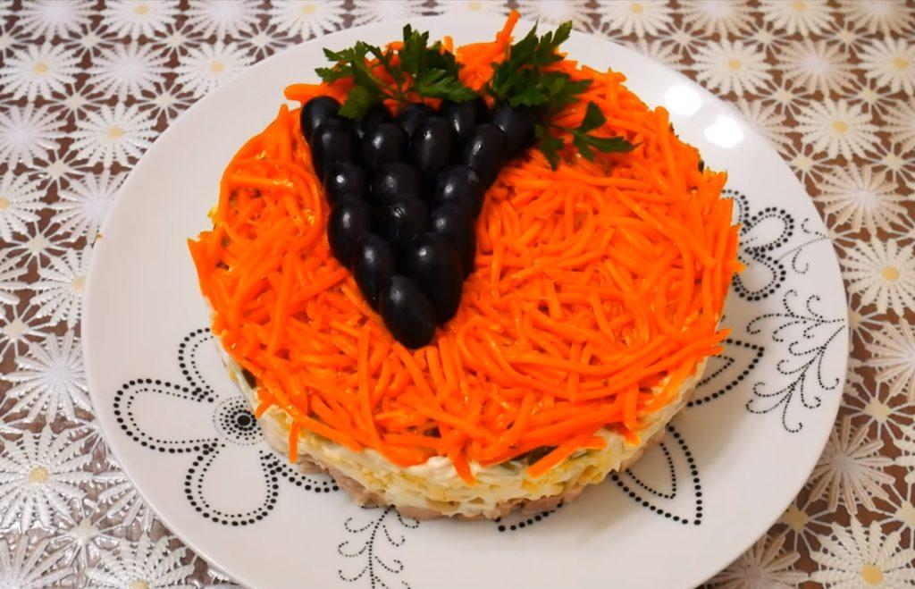 Изумительный салат «Изабелла»: для праздничного стола — и не только