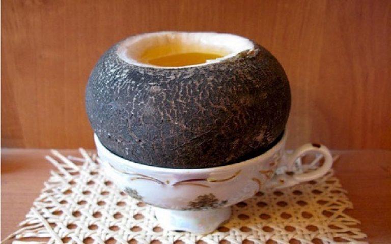 Полезная и вкусная редька с медом