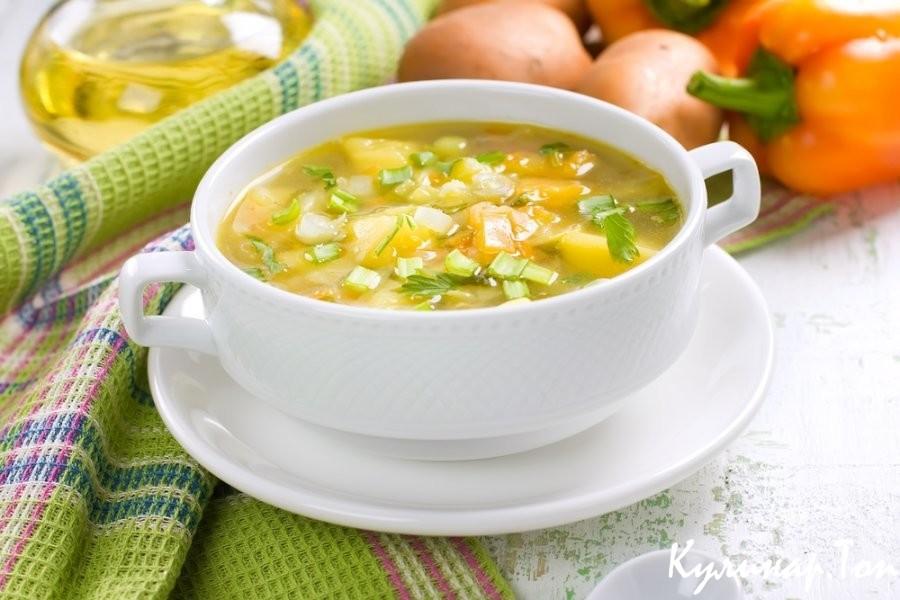 Изысканный боннский суп к обеду
