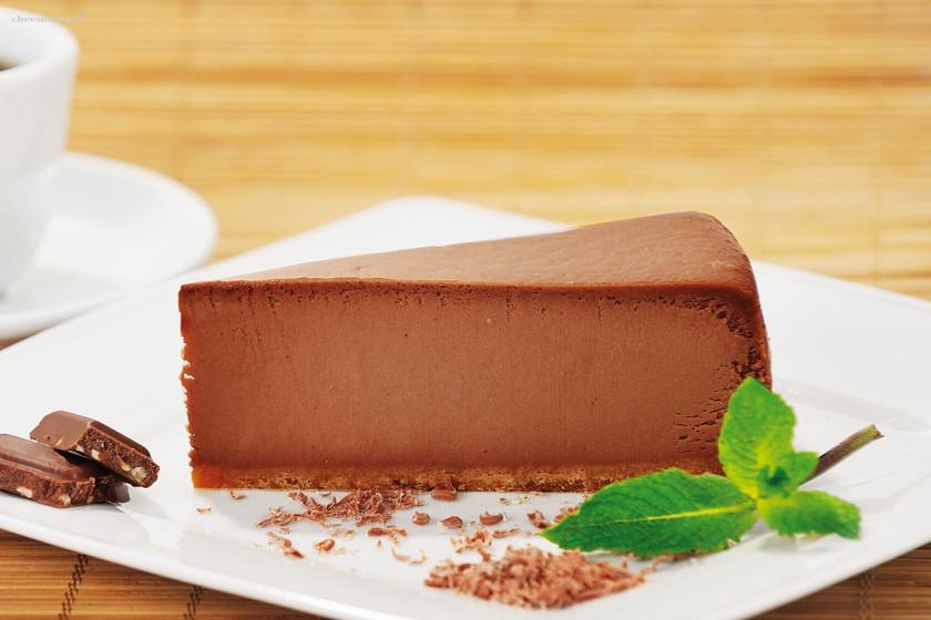 """Шоколадный """"Чизкейк""""-вкусное и полезное лакомство без выпечки"""