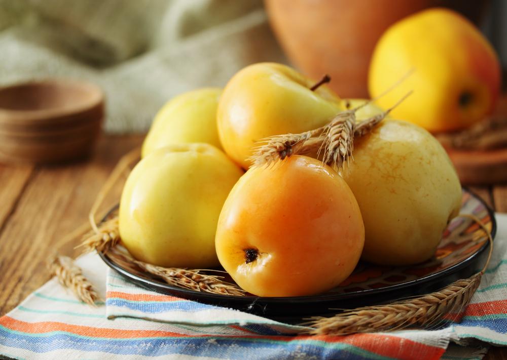 Простой и вкусный рецепт домашних моченых яблок