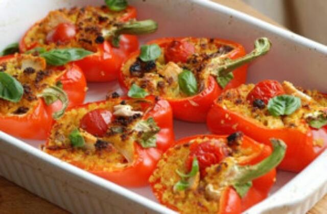 Самый вкусный фаршированный перец: готовлю очень часто